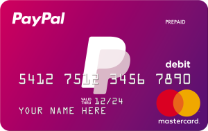 PayPal Prepaid Mastercard | PayPal Prepaid